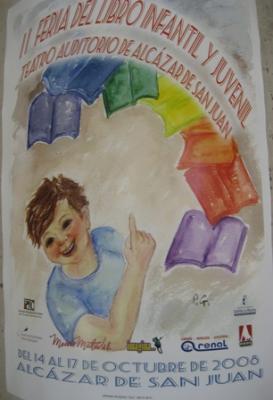 II Feria del libro infantil y juvenil
