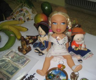Objetos de Ecuador...