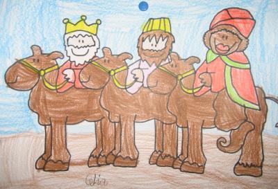 Se acerca la Navidad a nuestra clase....