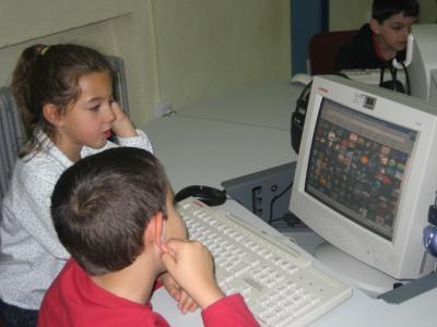 Astronomía en el aula Althia