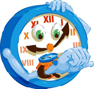 El juego del reloj....