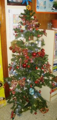 Nuestro árbol....