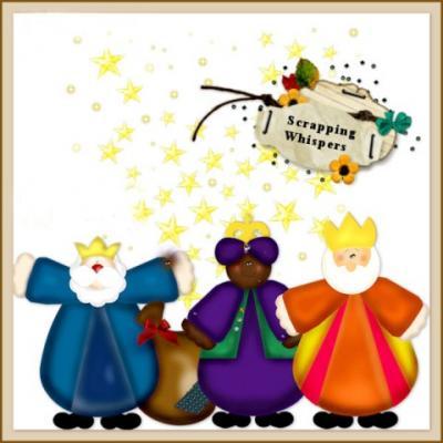 Carta de los Reyes Magos para vosotros....