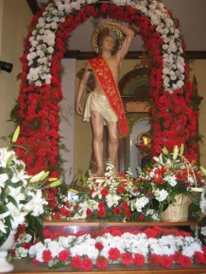 Fotografía de la imagen del Santo