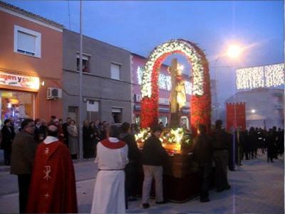 Fotografías de la procesión