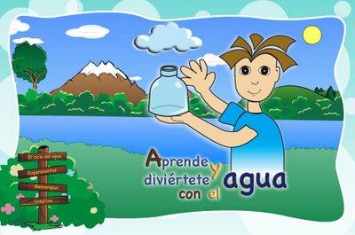 Aprende y diviértete con el agua