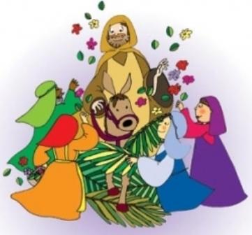 La Semana Santa contada para los niños