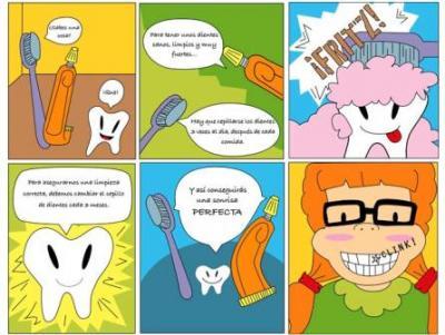 "Higiene bucodental en la EFA ""El Gamonal"""